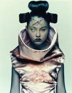 devon aoki by nick knight chic rumors