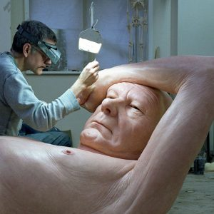 ron-mueck-at-work